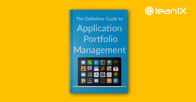Definitive Guide to Application Portfolio Management