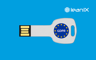 How to Solve GDPR with Enterprise Architecture: A Cast Study