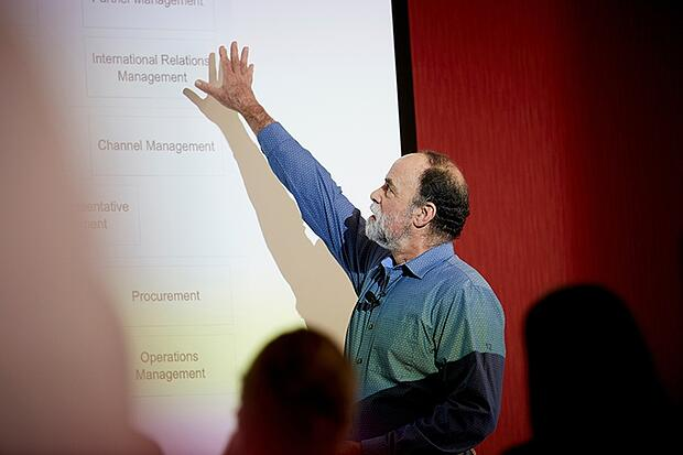 Mike Rosen: Mapping Overhaul - Remapping Business Capabilities to Model Success