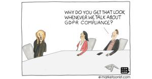 The GDPR Compliance Scream [Humor]