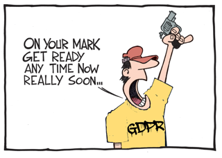 GDPR = Hurry up and Wait [Humor]
