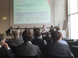 Lean EAM Konferenz 2015 in München