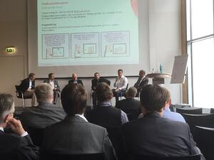 Lean EAM conference in 2015 in Munich