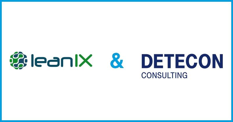LeanIX Detecon partner