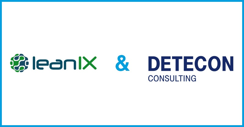 LeanIX Detecon partner