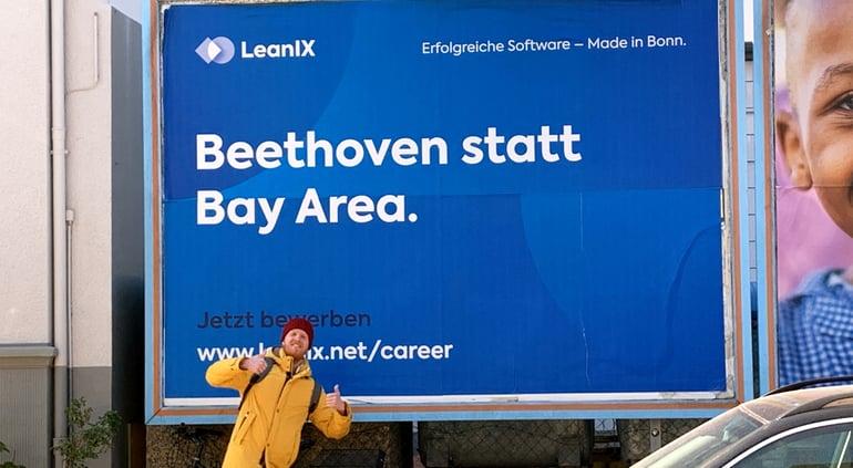Starting remotely at LeanIX - Jan-Thomas Seutter von Loetzen (IT Consultant)