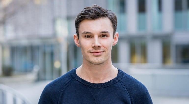 Employee Story - Markus, Marketing Intern