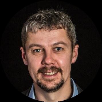 Mark Griffin, Senior Enterprise Architect