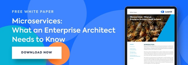 Microservices — What an Enterprise Architect Needs to Know