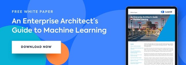 Enterprise architect's guide to machine learning