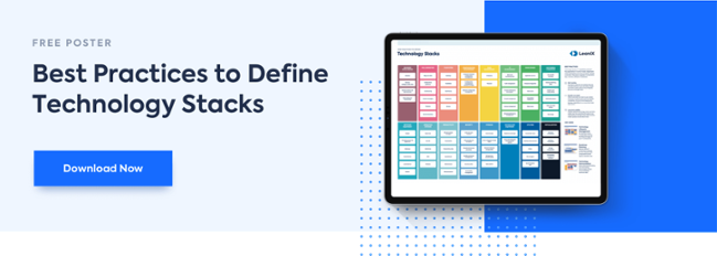 Best Practices to Define Technology Stacks