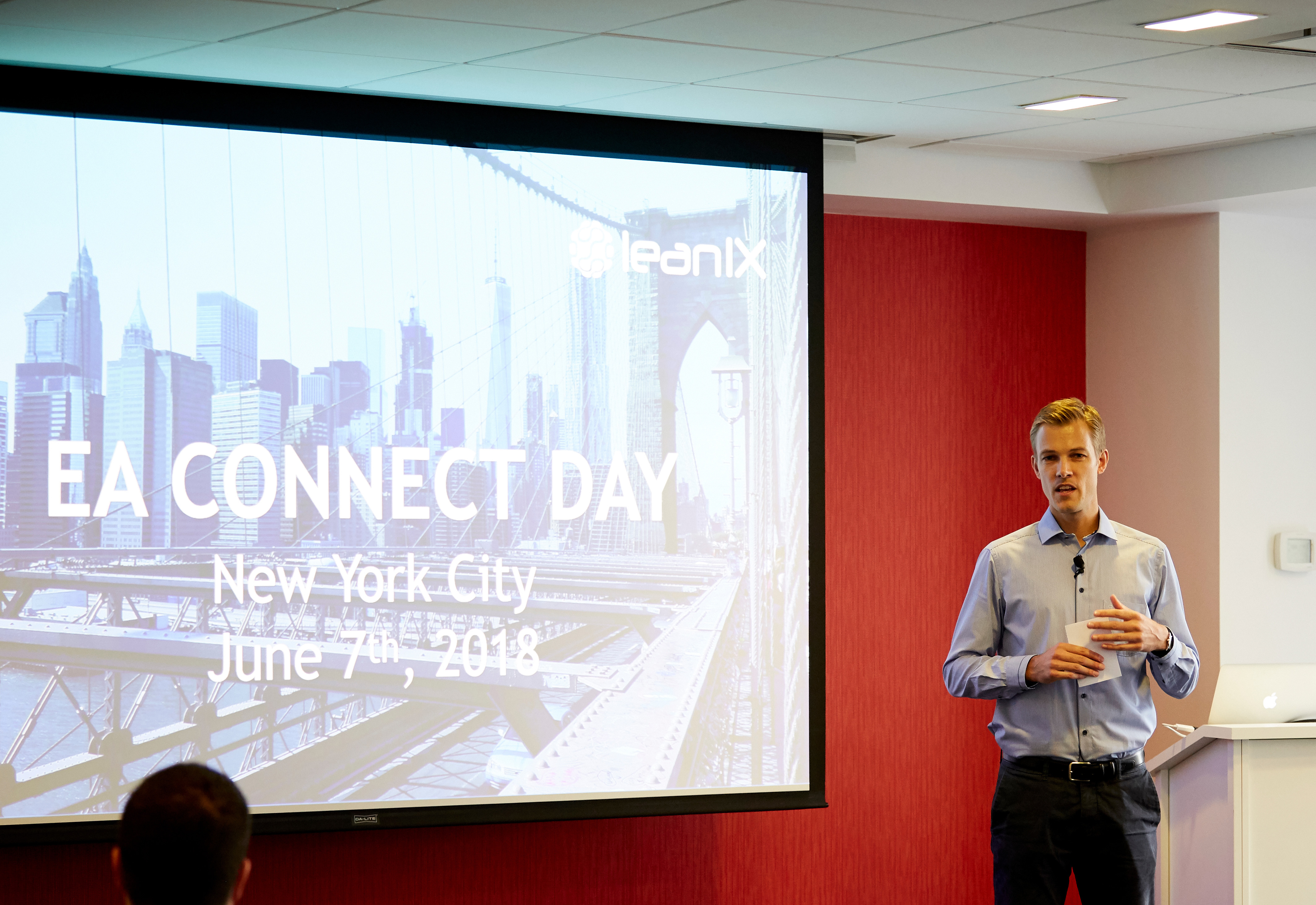 US EA Connect Day 2019: May 30, New York City